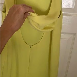 BCBGMaxAzria Dresses - BCBGMAXAZRIA Light Lemongrass Ellie Cocktail Dress